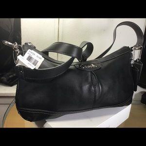 AuthenticCoach F19729 crossbody shoulder bag purse